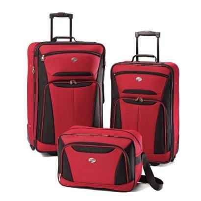 American-Tourister-Luggage-Fieldbrook-II-3-Piece-Set-RedBlack