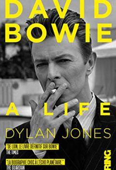 Livres Couvertures de David Bowie : A Life (édition française)
