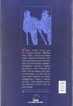 Portada del libro deOs dous de sempre (Biblioteca Castelao)