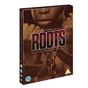 Roots : The Original Series 1 - 30th Anniversary 4-Disc Box Set [DVD]