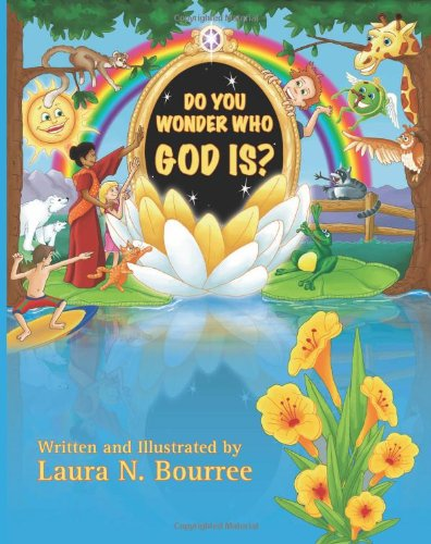 Do you wonder who God is?