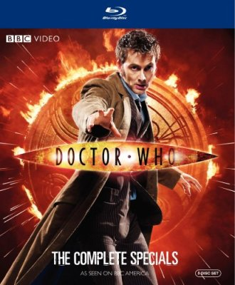 Doctor Who: The Complete Specials (The Next Doctor / Planet of the Dead / The Waters of Mars / The End of Time Parts 1 and 2) [Blu-ray], Mr. Media Interviews