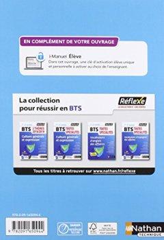 Livres Couvertures de Culture Générale et Expression - Français - BTS 1re et 2e années