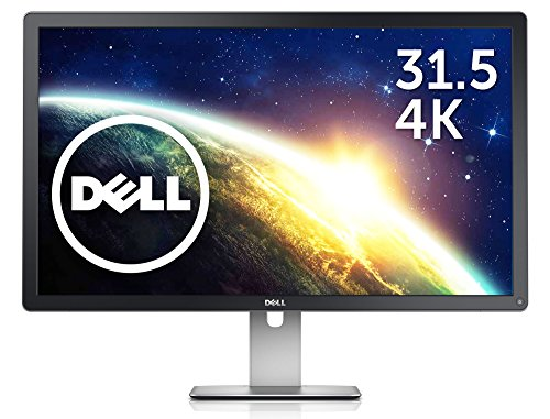 Dell ディスプレイ モニター UP3216Q 31.5インチ/4K/IPS非光沢/6ms/DPx2,HDMI/AdobeRGB99.5%/USBハブ/3年間保証