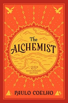 Alchemist, The 25th Anniversary by Paulo Coelho| wearewordnerds.com