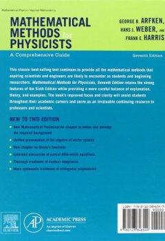 Livres Couvertures de Mathematical Methods for Physicists: A Comprehensive Guide