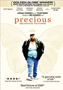 """Cover of """"Precious: Based on the Novel &q..."""