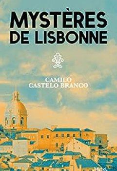 Livres Couvertures de Mystères De Lisbonne