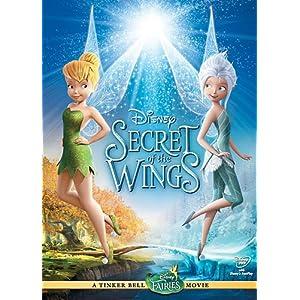Disney's Tinker Bell Secret of the Wings