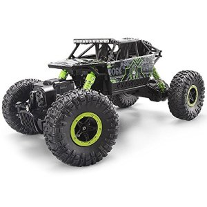 MiGoo-S600-24Ghz-RC-Rock-Crawler-118-Scale-4WD-Monster-Truck-Off-Road-Vehicle-Toy-Green