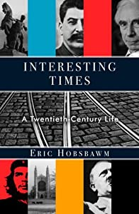 """Cover of """"Interesting Times: A Twentieth-..."""