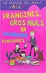 Le Monde Délirant d'Ally, tome 6 : Frangins, gros nuls et chanson ringarde
