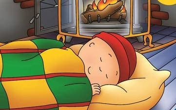 Lights Out! (Caillou)