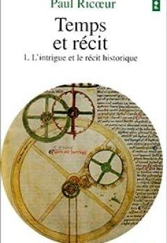 Livres Couvertures de Temps Et Récit, Tome 1