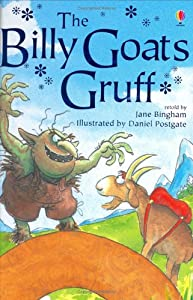 """Cover of """"The Billy Goats Gruff: Gift Edi..."""