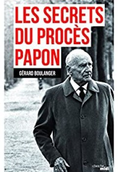 Livres Couvertures de Les Secrets Du Procès Papon