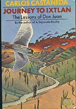 """Cover of """"Journey to Ixtlan: The Lessons ..."""