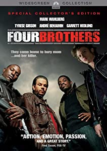 """Cover of """"Four Brothers (Special Collecto..."""