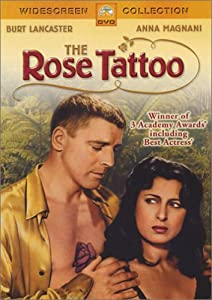 """Cover of """"The Rose Tattoo"""""""