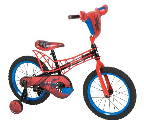 Huffy Ultimate Spiderman Bike, 16inch