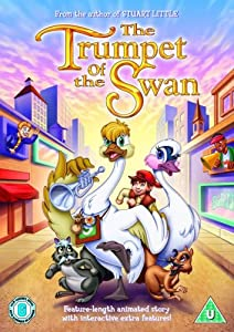 "Cover of ""The Trumpet of the Swan"""