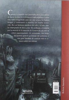 Portada del libro deEl fantasma de Canterville  - Relatos Ilustrados (Literatura Infantil (6-11 Años) - Relatos Ilustrados)