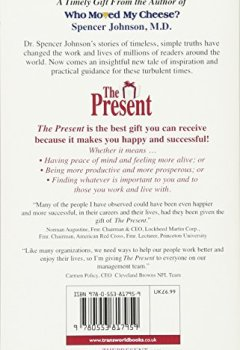 Livres Couvertures de The Present: The Gift That Makes You Happy And Successful At Work And In Life