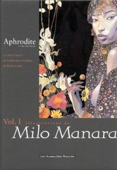 Livres Couvertures de Aphrodite, tome 1