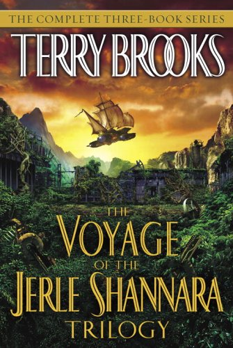 The Voyage of the Jerle Shannara, by Terry Brooks