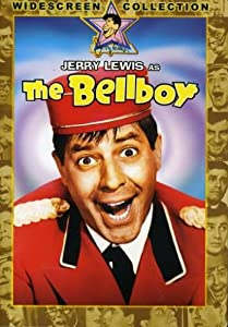 "Cover of ""The Bellboy"""