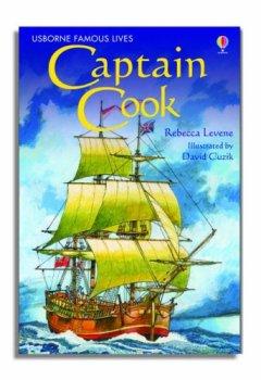 Livres Couvertures de Captain Cook