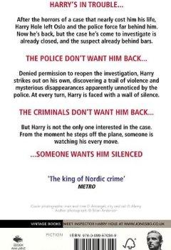 Livres Couvertures de Phantom: Harry Hole 9
