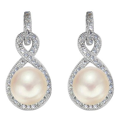 EleQueen-925-Sterling-Silver-CZ-AAA-Button-Cream-Freshwater-Cultured-Pearl-Infinity-Bridal-Jewelry