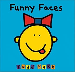 "Cover of ""Funny Faces"""