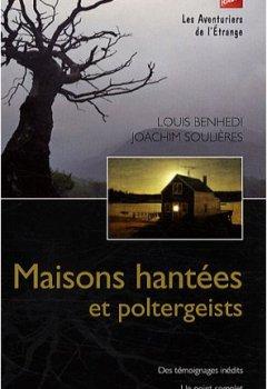 Livres Couvertures de Maisons hantées et poltergeists