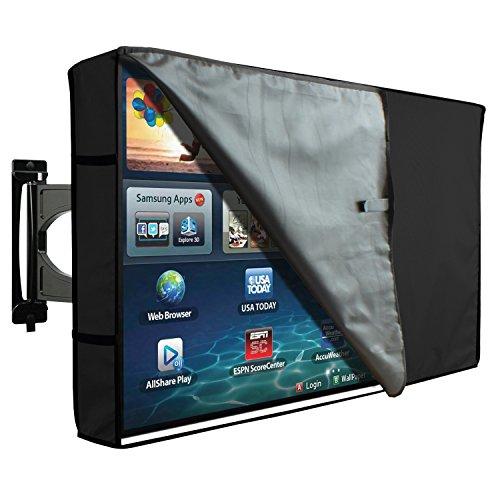 Khomo Gear–Outdoor TV Covers resistente alle intemperie impermeabile trasparente