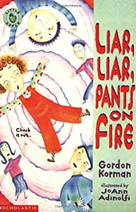 "Cover of ""Liar, Liar, Pants on Fire"""