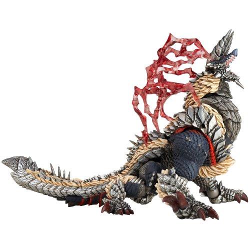 リボルテックヤマグチNO.135EX 獄狼竜 ジンオウガ亜種 (リボルテックパワーショップ流通限定販売)