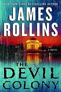 """Cover of """"The Devil Colony (Sigma)"""""""