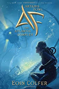 "Cover of ""The Atlantis Complex (Artemis F..."