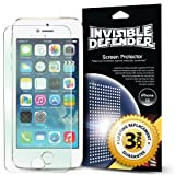 Invisible Defender - Apple iPhone 5 / 5S / 5C Screen Protector with [3 PACK/Lifetime Replacement Warranty] The World's Best Selling Premium EXTREME CLEAR Screen Protector for Apple iPhone 5 / 5S / 5C (AT&T, T-Mobile, Sprint, Verizon)