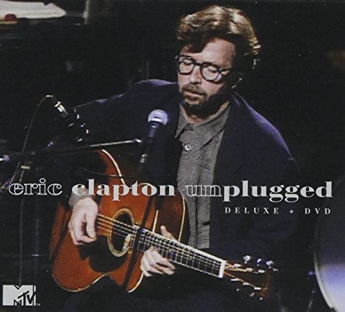 アンプラグド~アコ-スティック・クラプトン DELUXE 2CD+DVD