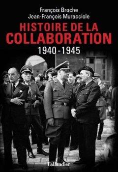 Livres Couvertures de Histoire de la collaboration : 1940-1945