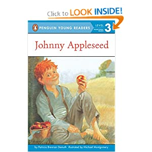 Johnny Appleseed (Penguin Young Readers, L3)