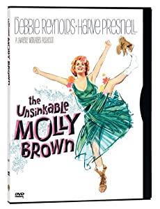"Cover of ""The Unsinkable Molly Brown"""