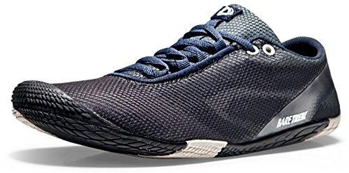 TF-BK30-KG_300 12 D(M) Tesla Men's Trail Running Minimalist Barefoot Shoes BK30