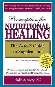 "Cover of ""Prescription for Nutritional He..."