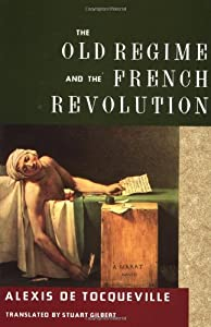 "Cover of ""The Old Regime and the French R..."