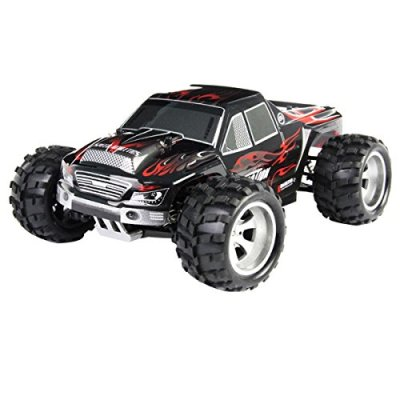 118-High-Speed-Scale-24G-4WD-Off-Road-RC-Monster-Truck-Car-Remote-Controlled-Super-Strong-Motor-And-Stable-Function-Controlled-By-All-Servo-Rudder-To-Ensure-A-Stable-Flight-At-Outdoors-Black