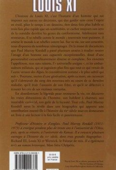Livres Couvertures de Louis XI.